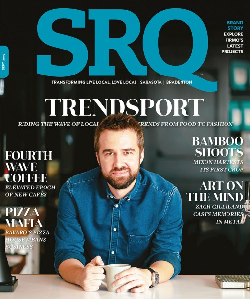 SRQ Magazine Cover Photo