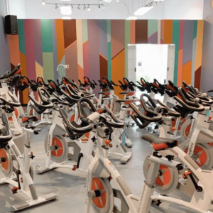 Off The Handle Cycling Studio Spins The Wheel For Charity