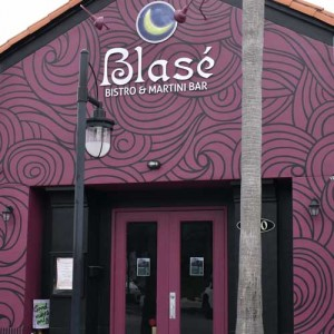 Blasé Bistro & Martini Bar To Open in Southside Village