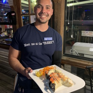Get To Know Someone New at Phillippi Creek Oyster Bar's Thanksgiving Feast