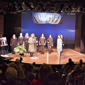 FST Leads Charge on a Celebration of Women's Suffrage