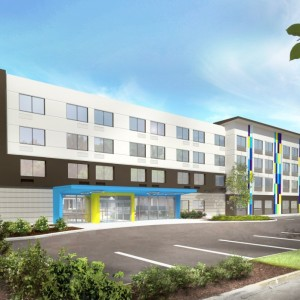 DeAngelis Diamond Breaks Ground on Tru Hotel