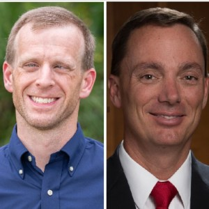 Fairey, Gregory reach out to voters in District 73