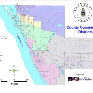 Sarasota Co. Moves Ahead With Redistricting
